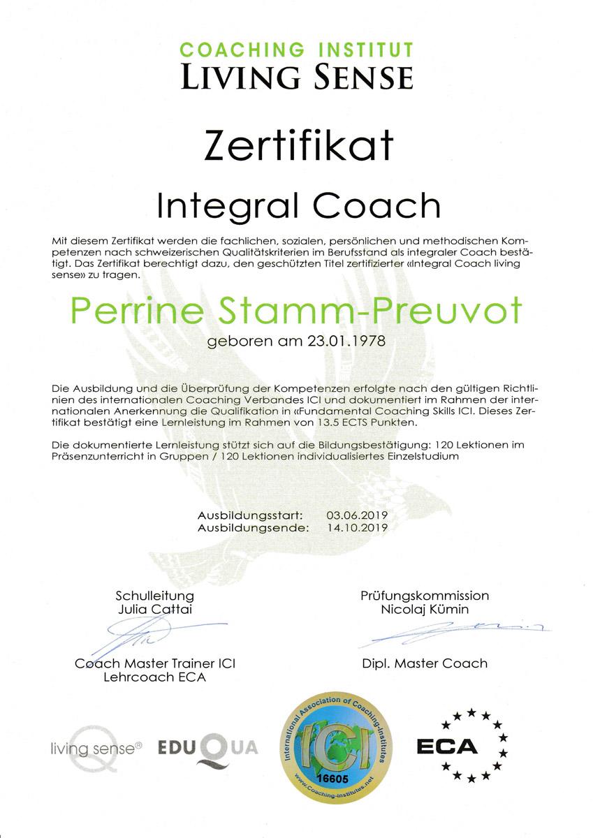 Integral Coach